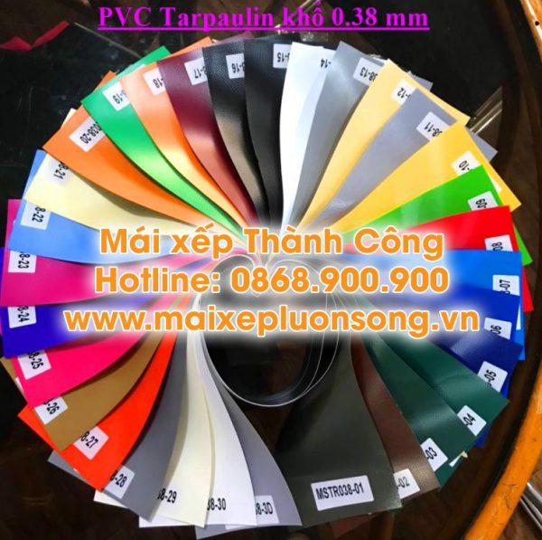 Bạt nhựa PVC Tarpaulin